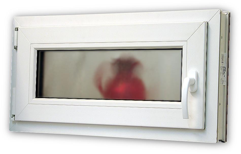 badfenster veka profil wc badezimmer fenster mit milchglas milch glas ebay. Black Bedroom Furniture Sets. Home Design Ideas