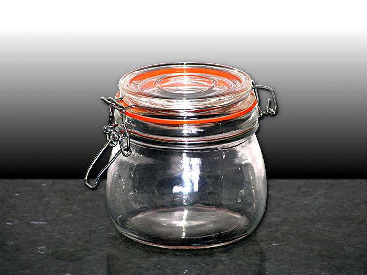 12 st ck einmachgl ser 500ml einmachglas drahtb gelglas 0 5l marmeladenglas ebay. Black Bedroom Furniture Sets. Home Design Ideas