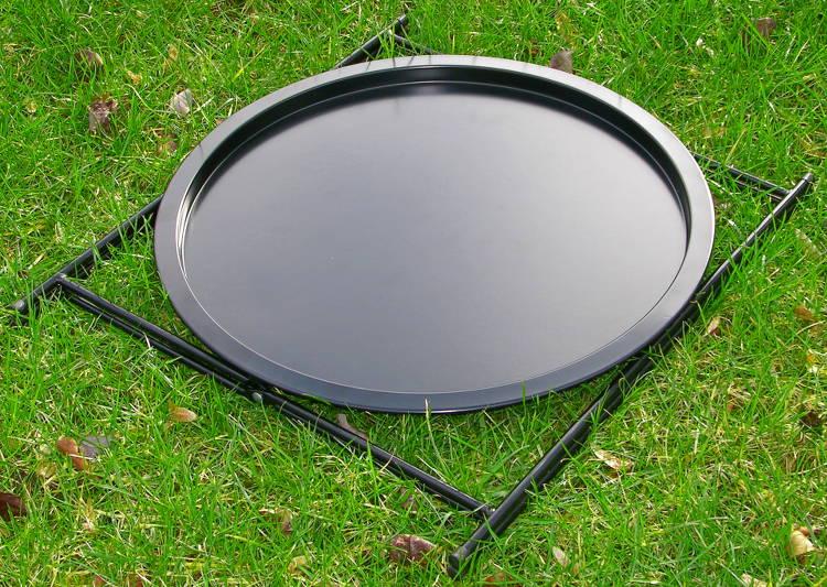 grill beistelltisch grilltisch pliable table de jardin table pliante depose ebay. Black Bedroom Furniture Sets. Home Design Ideas